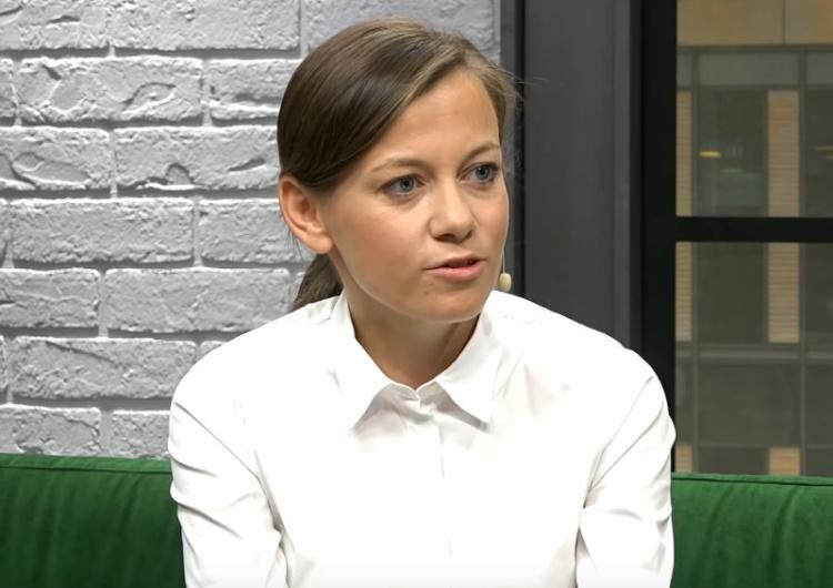 Zuzanna Rudzińska-Bluszcz Jest oświadczenie. Zuzanna Rudzińska-Bluszcz nie będzie kandydowała na stanowisko RPO
