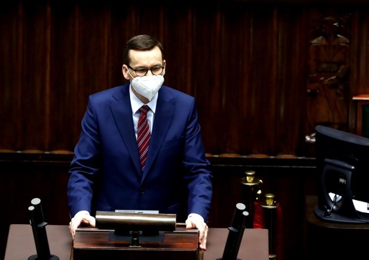 Premier: Krajowy Plan Odbudowy oparty na pięciu filarach