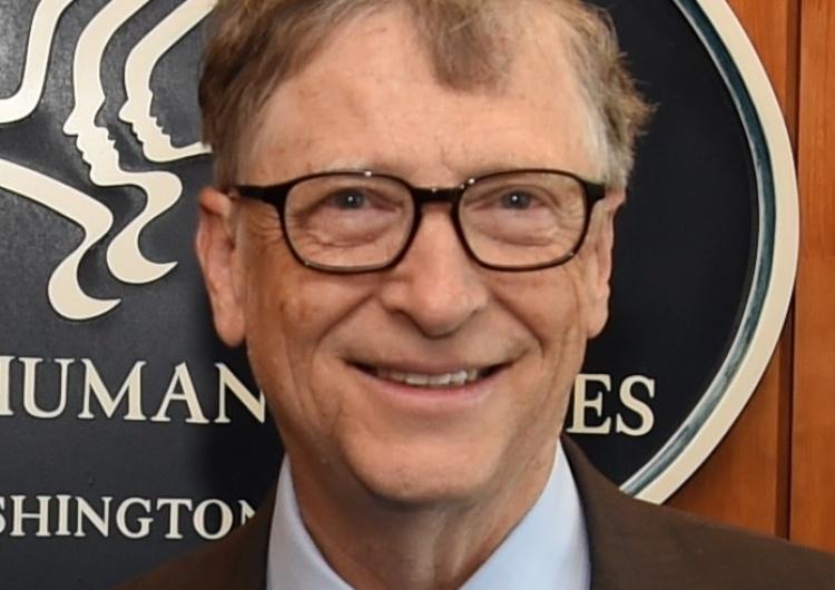 Bill Gates Waldemar Żyszkiewicz: Czy nieprzyzwoicie bogatym oligarchom mamy pozwolić na wszystko?