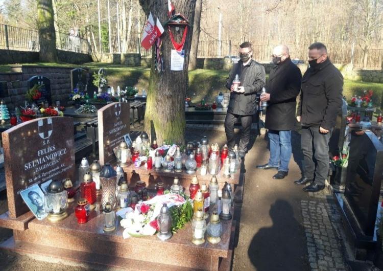 Solidarność pamięta o Żołnierzach Wyklętych