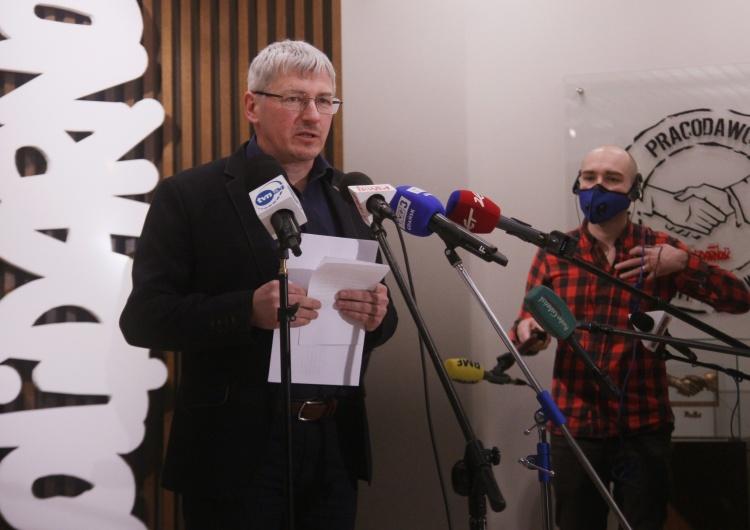 Rzecznik NSZZ Solidarność, Marek Lewandowski Rzecznik