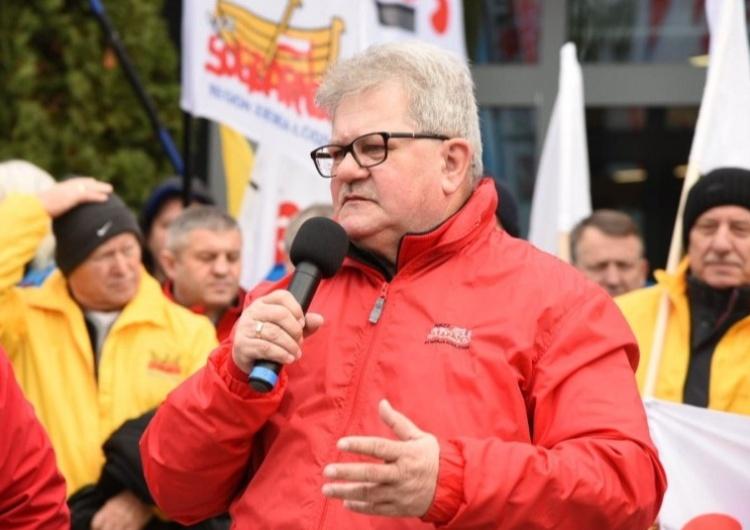 T. Majchrowicz: Jan Paweł II jest Ojcem Solidarności. Gdyby nie jego słowa, to