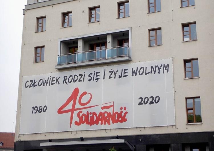 [Opinia] M. Koziestański: Dulkiewicz nie raz już pokazała, że idee Solidarności nie są jej bliskie