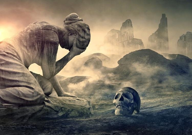 apokalipsa [Tylko u nas] Prof. David Engels: Agonia wolności. Wkraczamy w erę posthumanizmu