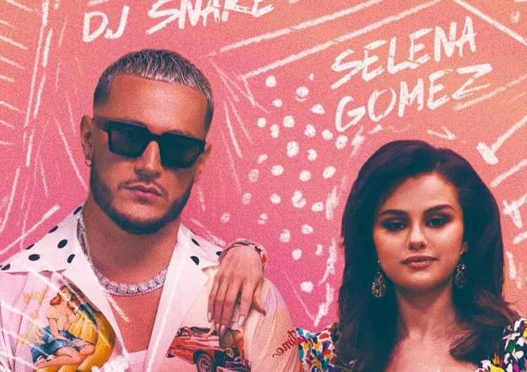 "DJ Snake, Selena Gomez DJ Snake i Selena Gomez we wspólnym hicie ""Selfish Love"""