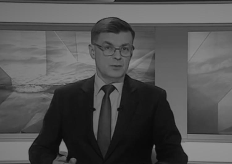 Nowe informacje ws. śmierci dziennikarza TVP. Jestświadekwypadku