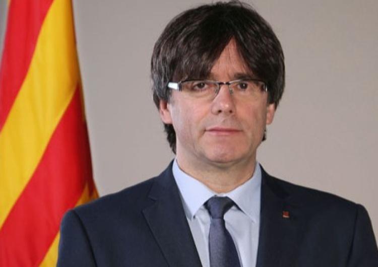 Carles Puigdemont Kataloński europoseł: UE jest odważna wobec Polski i Węgier, a tchórzliwa wobec dużych państw