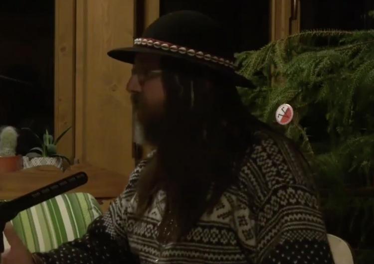 Sebastian Pitoń [video] Szokujące słowa lidera