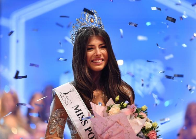 [FOTO] Oto najpiękniejsza Polka! 22-latka z Częstochowy została Miss Polski 2020