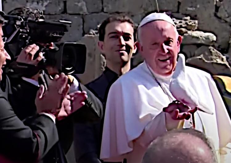 Papież Franciszek w Iraku [Tylko u nas] Michał Bruszewski: Jedna z najważniejszych papieskich pielgrzymek. Przesłanie z Iraku dla całego świata