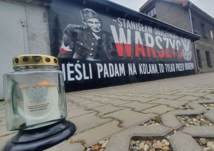 Przemysław Jarasz: Nawet premier zapalił znicz przed jego muralem, ale władze miejskie nie czczą pamięci bohatera