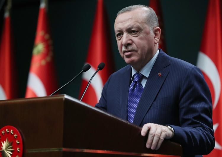 """Erdogan buduje Kanał Stambulski. """"Turcja będzie kontynuowała projekt, niezależnie od krytyki"""""""