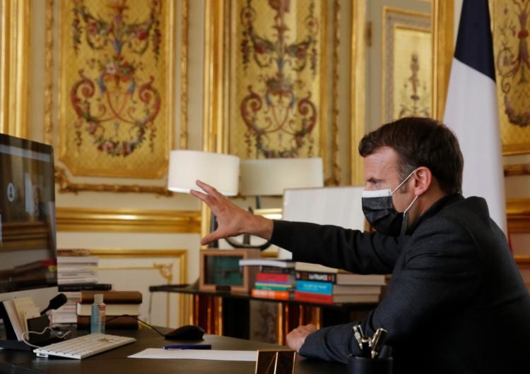 Francja. 2 miliony kar za złamanie obostrzeń sanitarnych