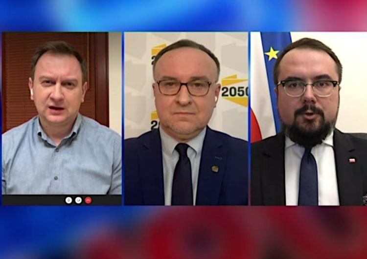 Trela, Kobosko, Jabłoński. Polsat News