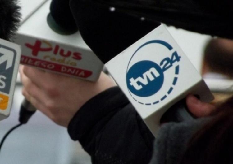 Znany prezenter przechodzi z TVN24 do TVP Info