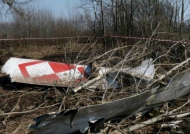 Film z raportu podkomisji smoleńskiej: Dwa wybuchy przyczyną katastrofy smoleńskiej