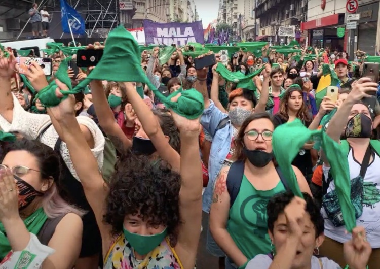 Argentyna: Radykalna 23-letnia proaborcyjna aktywistka zmarła po poddaniu się aborcji