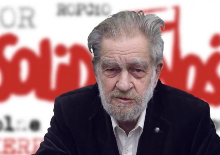 Andrzej Gwiazda kończy dzisiaj 86 lat
