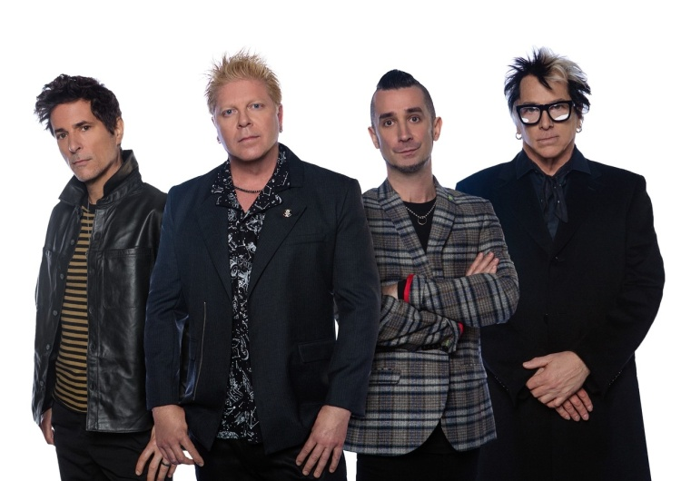"""The Offspring The Offspring ze strzałem w dziesiątkę – album """"Let The Bad Times Roll"""" już dostępny"""