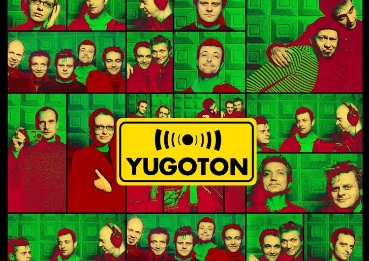 """Yugoton Kolekcjonerskie wydanie albumu """"Yugoton"""" na żółtym winylu już w sprzedaży!"""