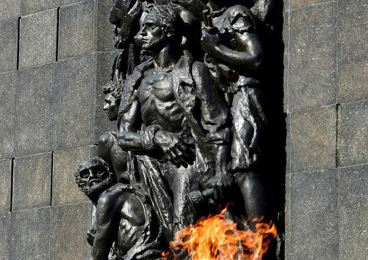 Pomnik Bohaterów Getta Cezary Krysztopa: To było nasze Powstanie