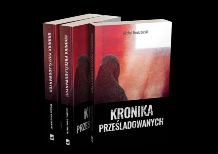 Kronika Prześladowanych - grafika książki [Nasz Patronat] Książka. Czas wojen. Co dzieje się na wschodniej Ukrainie?