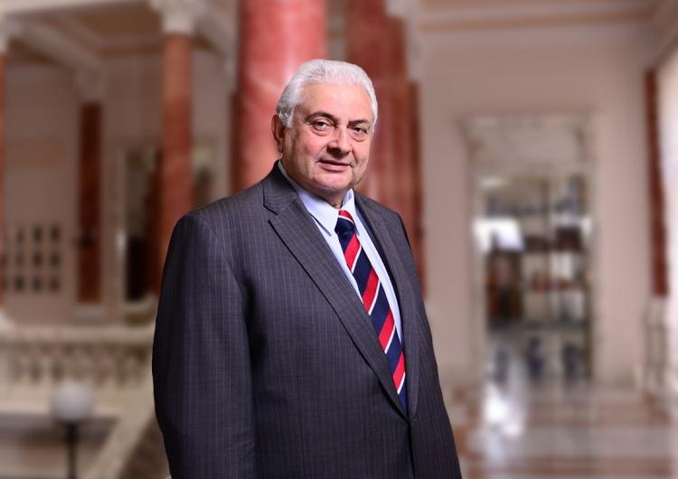 Siergiej J. Nieczajew Ambasador Rosji gościnnie w die Welt: