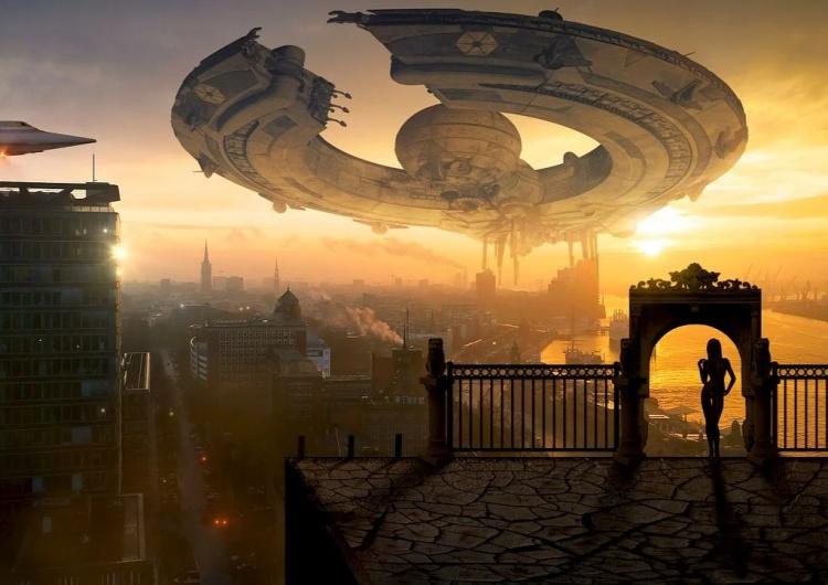 UFO [Tylko u nas] dr Rafał Brzeski: UFO śledzi US Navy. Nie, to nie jest żart