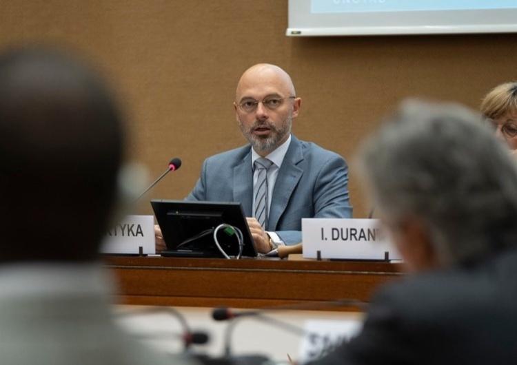 Michał Kurtyka Kurtyka: Na wypracowanie porozumienia z USA ws. programu jądrowego mamy jeszcze ponad rok