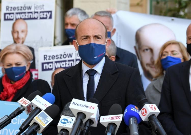 Prawy Sierpowy: Borys Budka jako syndyk masy upadłościowej PO