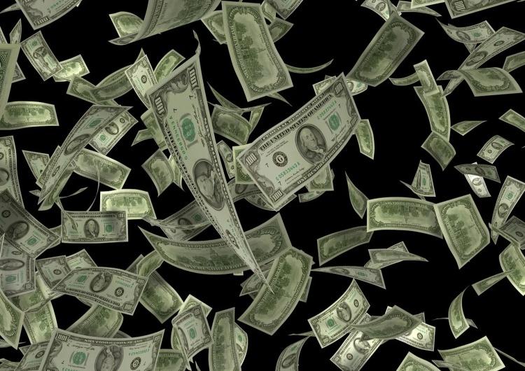 deszcz dolarów Paweł Jędrzejewski: DUTKA, czyli dlaczego najbogatsi finansują lewaków
