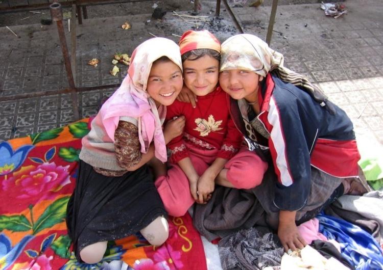 Ujgurzy z Hotenu. [Felieton