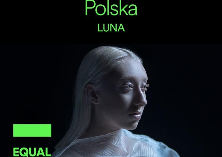 Luna Luna jako pierwsza polska artystka z billboardem na Times Square