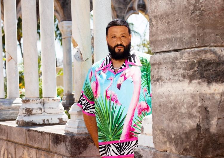 """DJ Khaled DJ Khaled i goście prezentują płytę """"KHALED KHALED"""""""