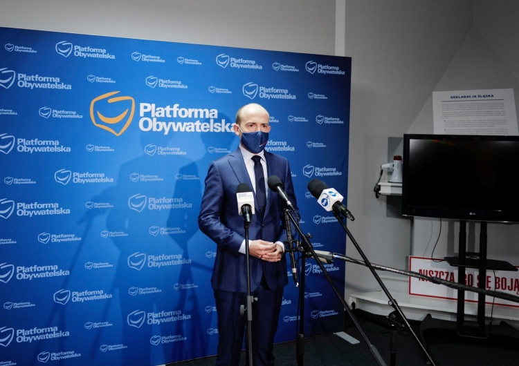 Borys Budka Koalicja Obywatelska może zagłosować za KPO. Decyzja jutro