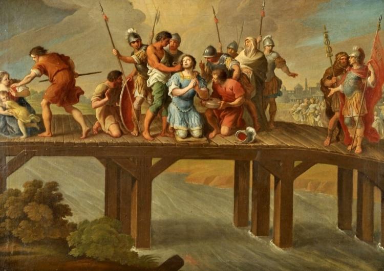 Piotr Duda: Święty Florianie módl się za pracowników, którym patronujesz