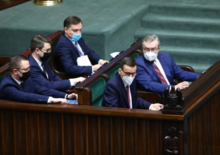 """Premier Morawiecki o KPO: """"To wielkie dzieło nie może być przedmiotem hazardu"""""""