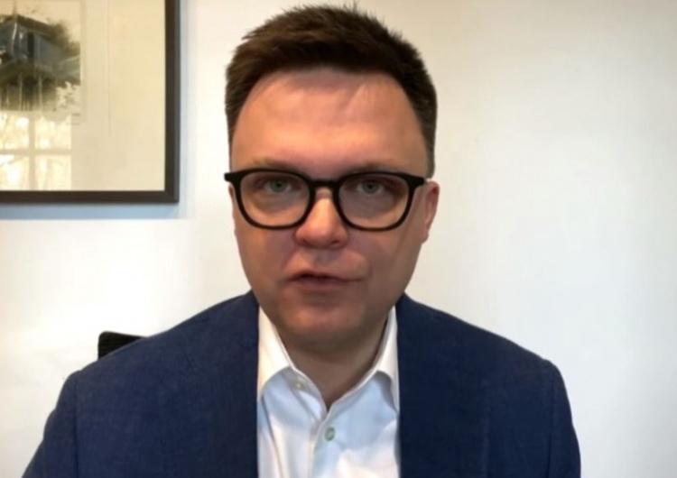 Szymon Hołownia Hołownia chce nadzorować Fundusz Odbudowy?