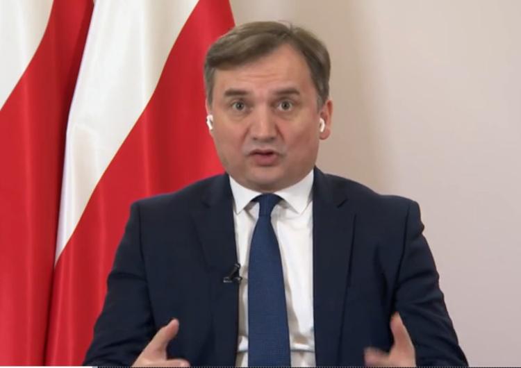 Zbigniew Ziobro w programie