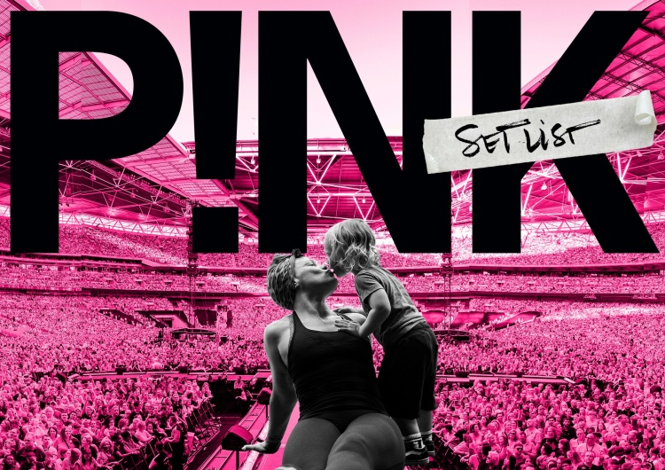 Pink Nowa koncertowa płyta P!NK już 21 maja!