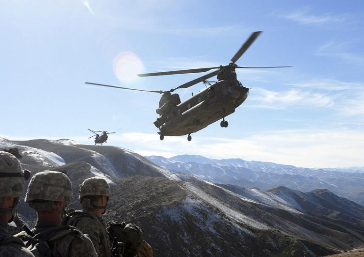 Armia amerykańska w Afganistanie [Tylko u nas] Grzegorz Kuczyński: Afgański koszmar powraca.  Decyzja USA niepokoi Rosję