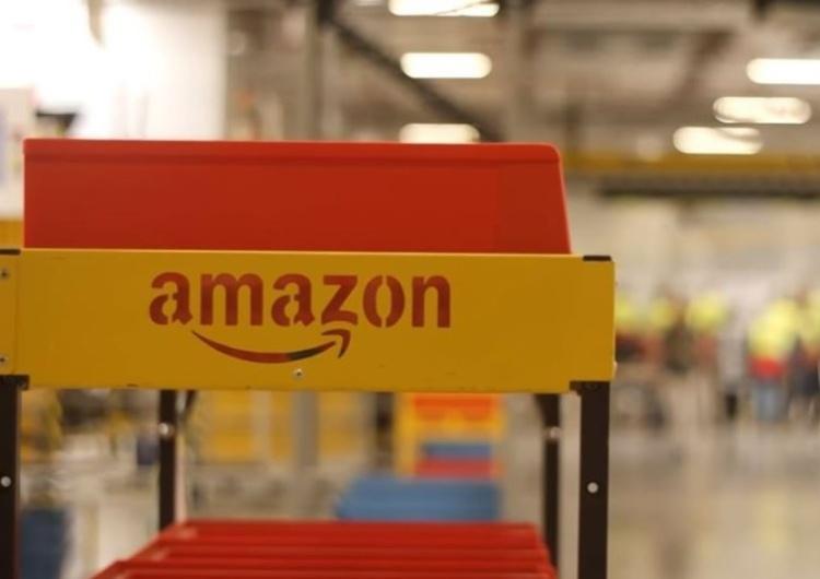 Amazon zwiększa zatrudnienie w Gdańsku.