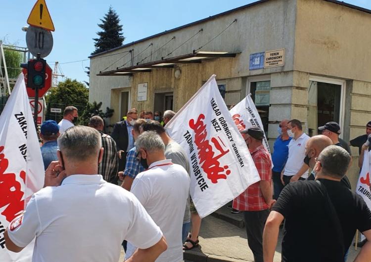Będzie protest w sektorze paliwowo-energetycznym! Szczegóły 25 maja