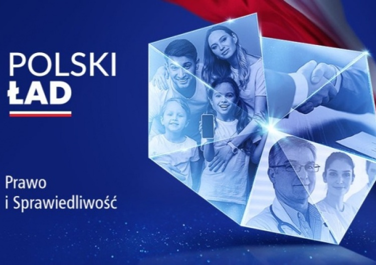 Senator PiS wskazuje, kiedy początek realizacji Polskiego Ładu