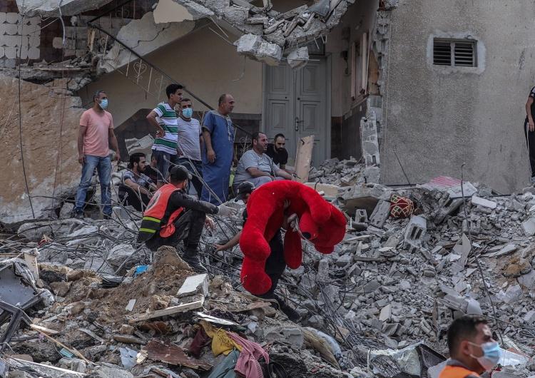 Strefa Gazy [Tylko u nas] Cezary Krysztopa: W Polsce nikt nie chce