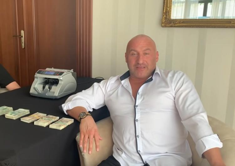 """HIT! Najman wraca na ring? Chce walczyć z Jackiem Murańskim. """"Cały polski internet domaga się walki"""""""