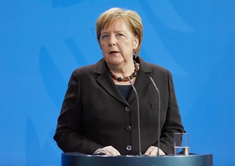 Angela Merkel Zaskoczeni? NS2 na ukończeniu więc Niemcy chcą zakończenia finansowania przez UE transgranicznych gazociągów
