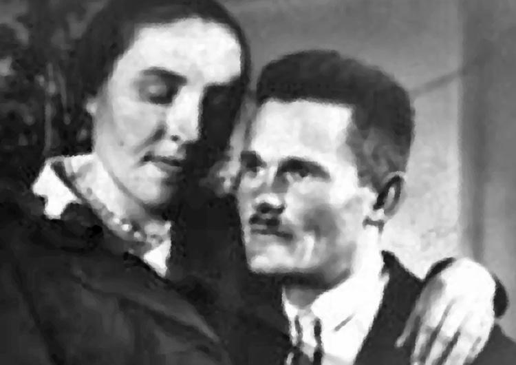 Józef i Wiktoria Umowie, polskie małżeństwo, które zostało wraz z całą Rodziną brutalnie zamordowane przez Niemców za ukrywanie Żydów