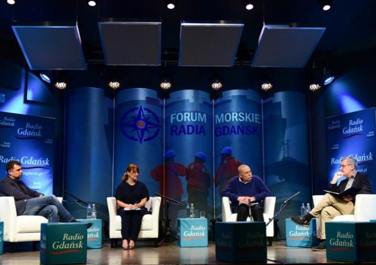 Debata o przyszłości gospodarki morskiej z perspektywy pracowników