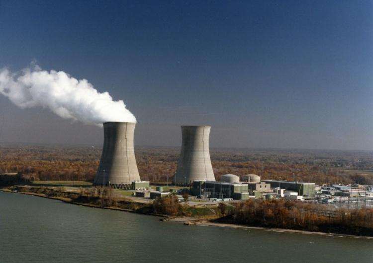 Elektrownia jądrowa, zdjęcie ilustracyjne Naimski: Powstaje spółka Polskie Elektrownie Jądrowe